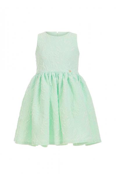 Детска рокля от жакард