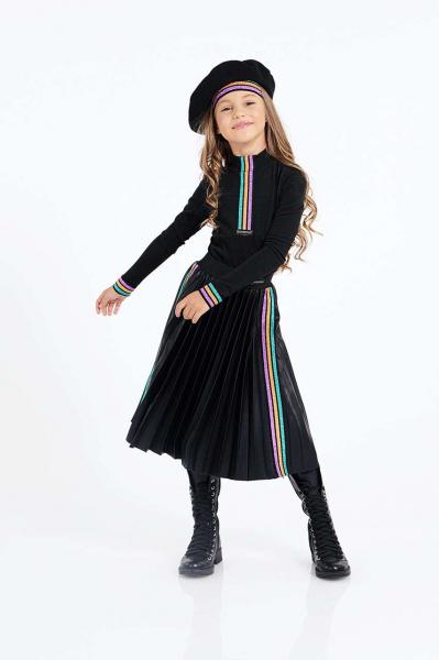 Детски сет от блуза и пола