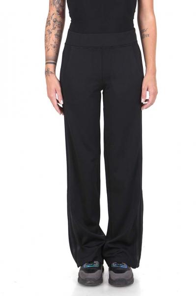 Дамски панталон черен цвят
