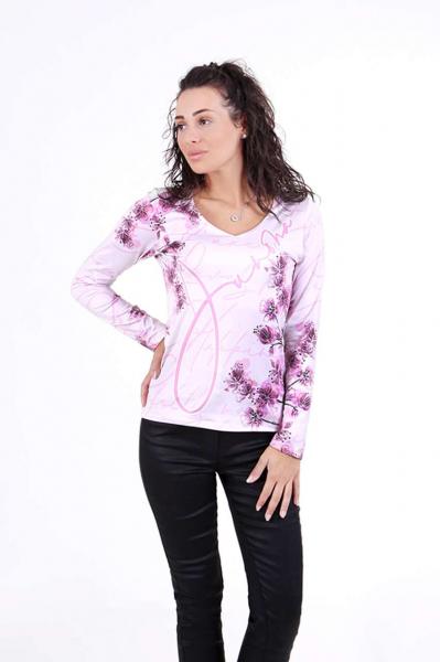 Флорална блуза