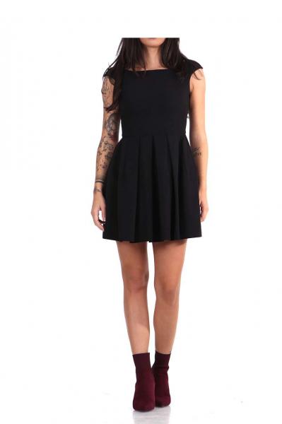 Дамска рокля без ръкав
