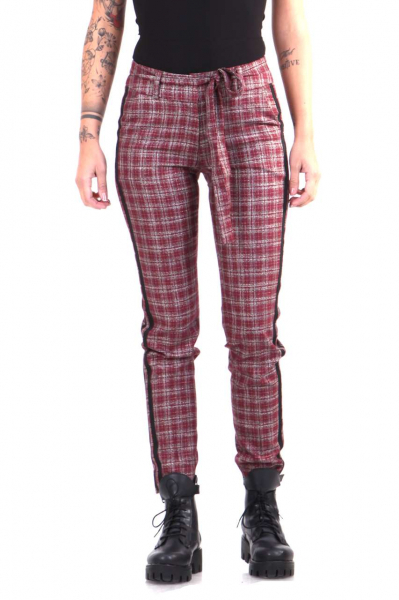Кариран панталон