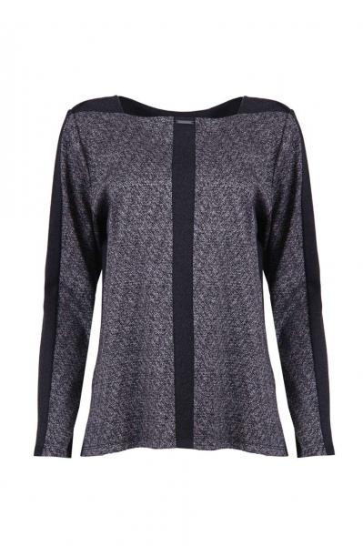 Блуза с Кант