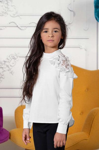 Детска риза с якичка
