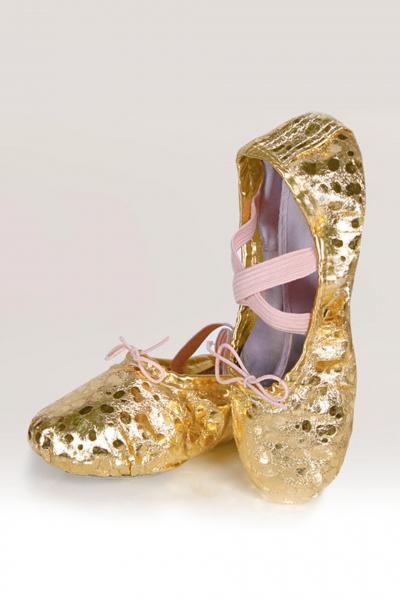 Туфли - меки балетни обувки