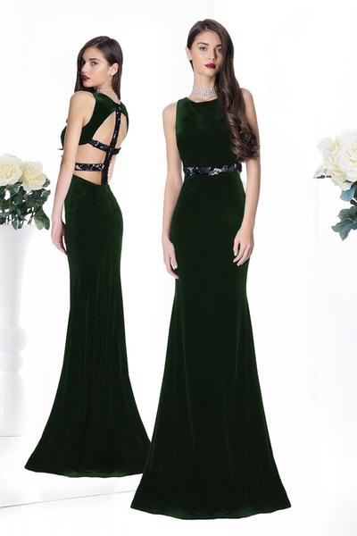 Дамска елегантна рокля Junona