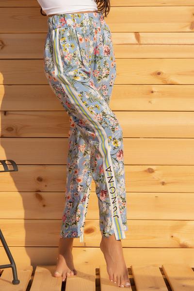 Флорален Панталон