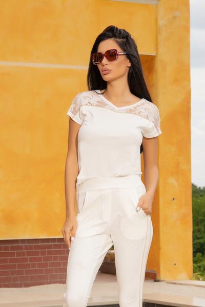 Дамска Тениска Junona White