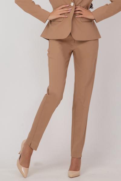 Прав Панталон с Висока Талия