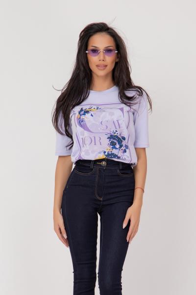 Блуза с Апликация