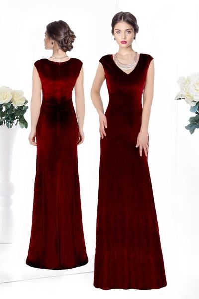 Дамска елегантна рокля - Junona