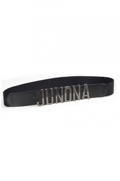 Черен колан Junona