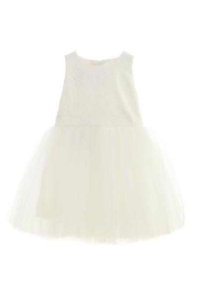 Бебешка рокля с пандела