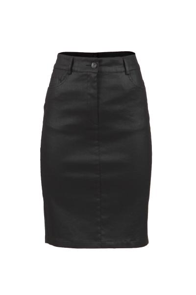 Черна пола от промазка