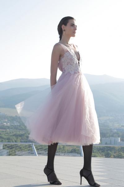 Дамска рокля Pink Sapphire