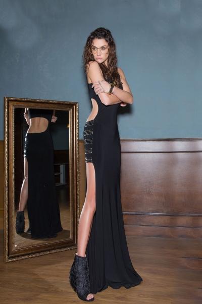 Дамска рокля Junona Star