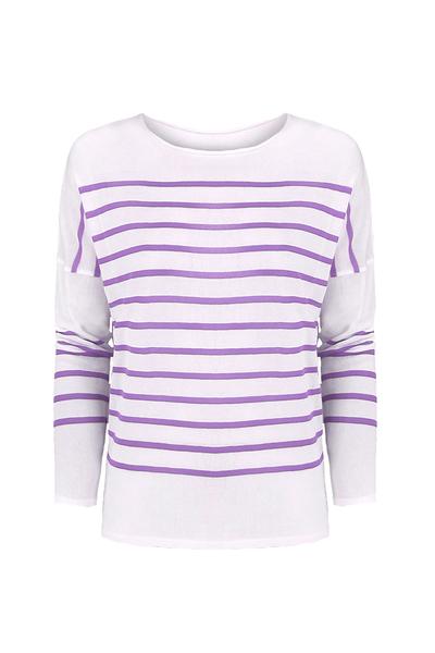 Блуза от финно плетиво