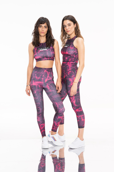 Спортен топ Active Pink