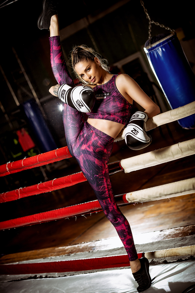 Спортен клин Active Pink