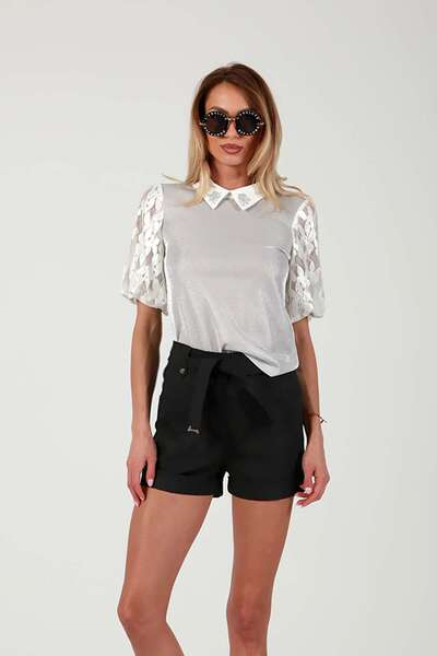 Дамска риза с 3/4 ръкав