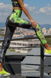 Спортен клин Active Neon