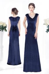 Елегантна дамска рокля - Junona