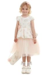Детска рокля с тюл